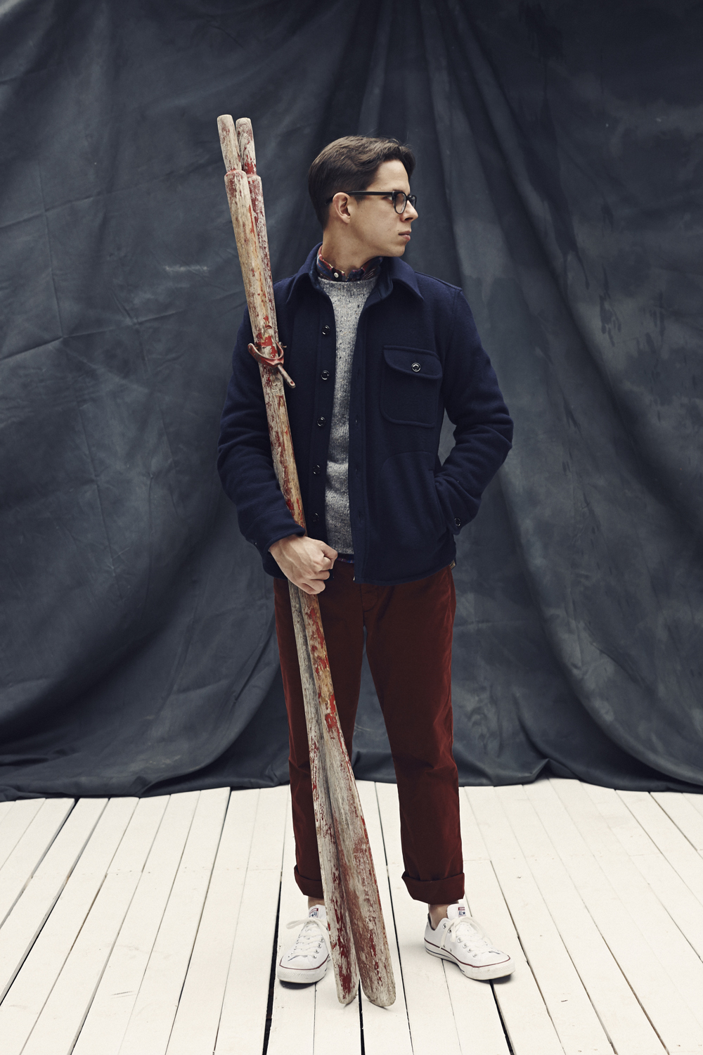 indigo & cotton charleston, sc fall/winter 2013 look book