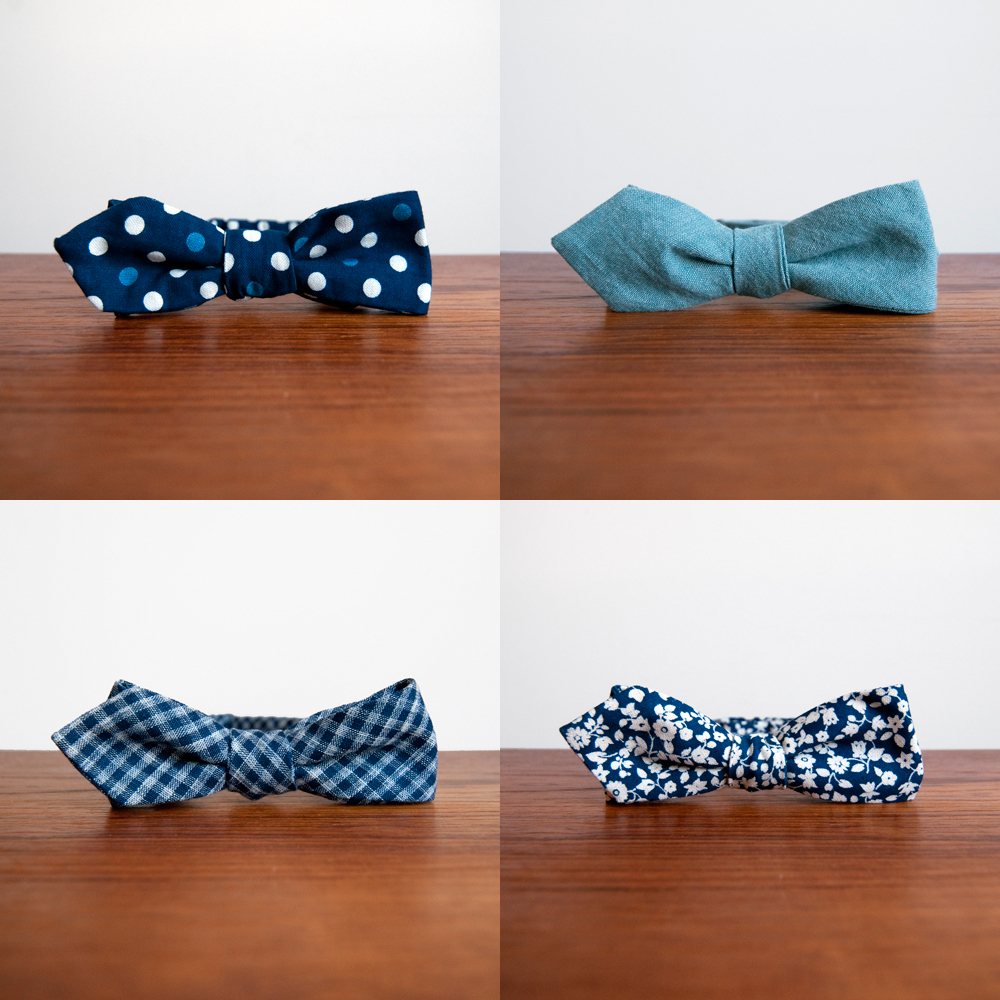 the hill side spring summer 2013 bow ties