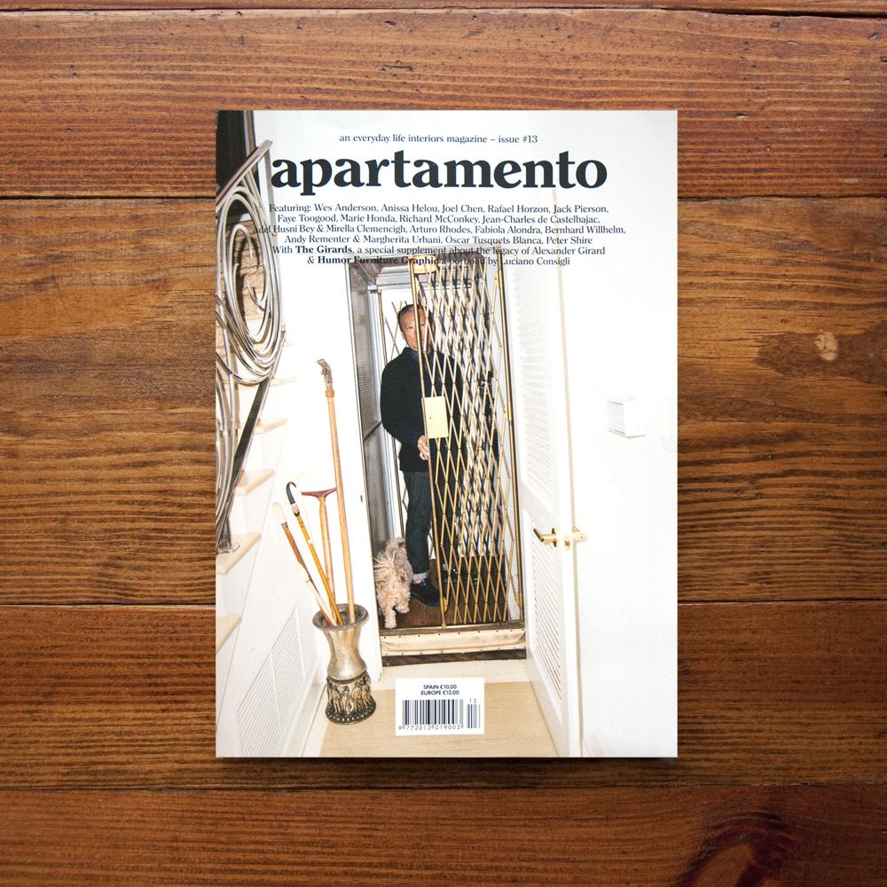 Apartamento Issue 13
