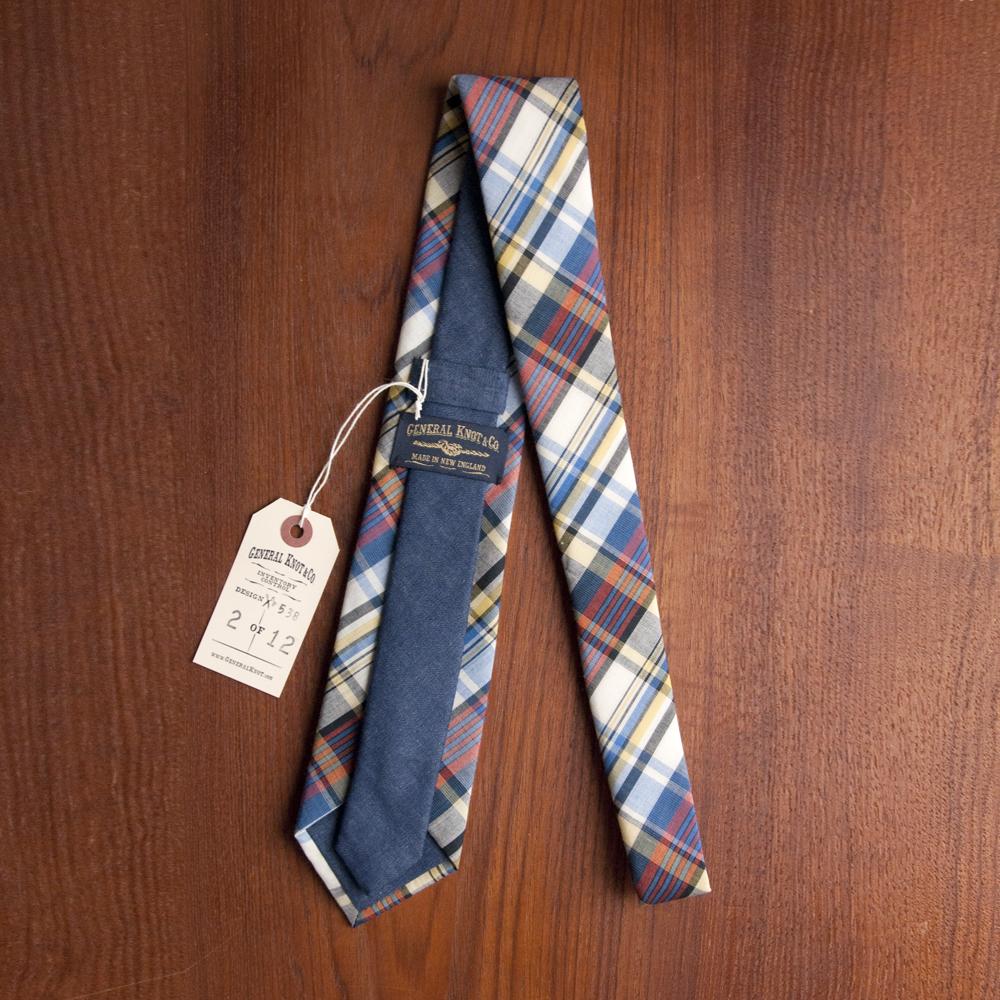 general knot & co necktie spring summer 2013