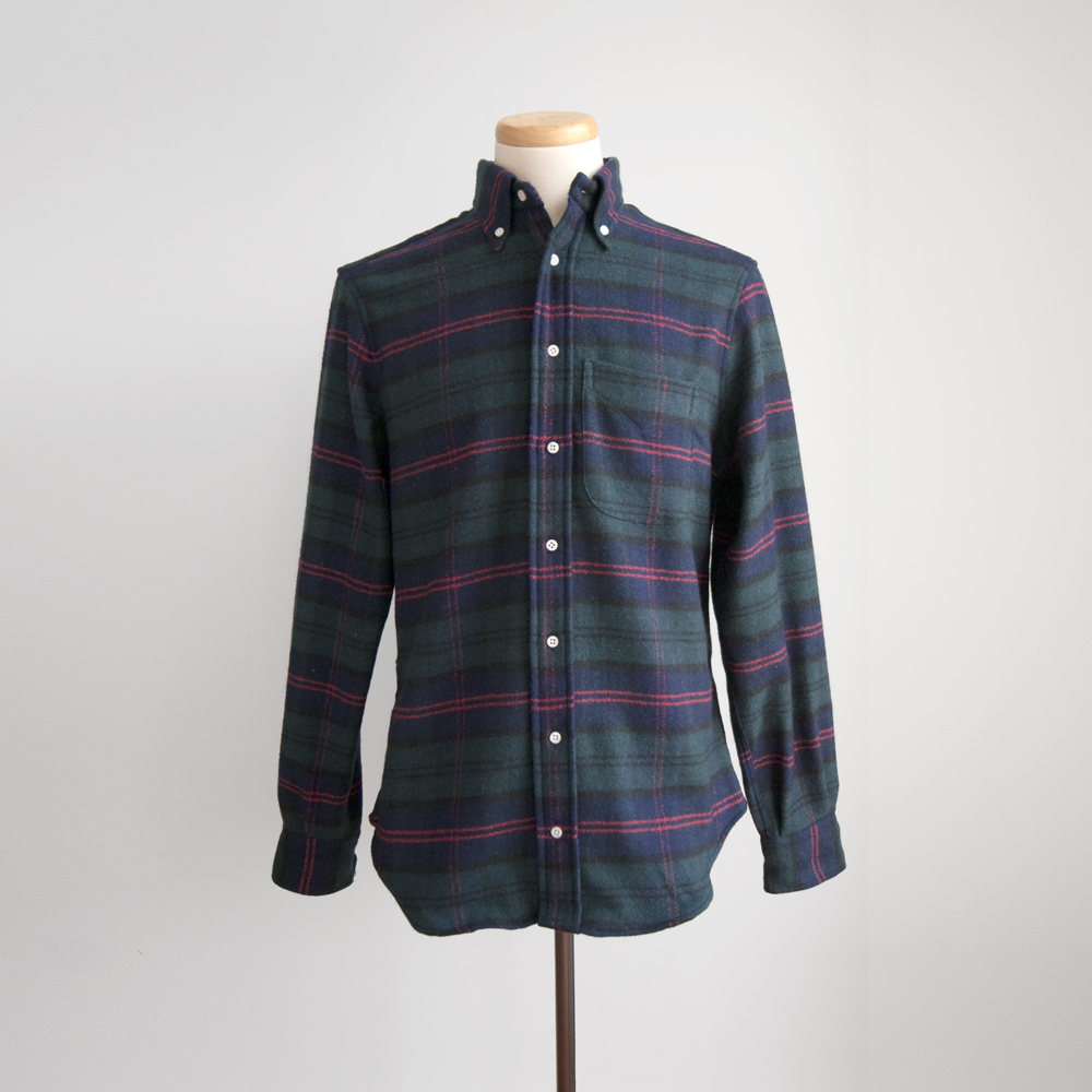 gitman brothers vintage fall winter 2013 shirts