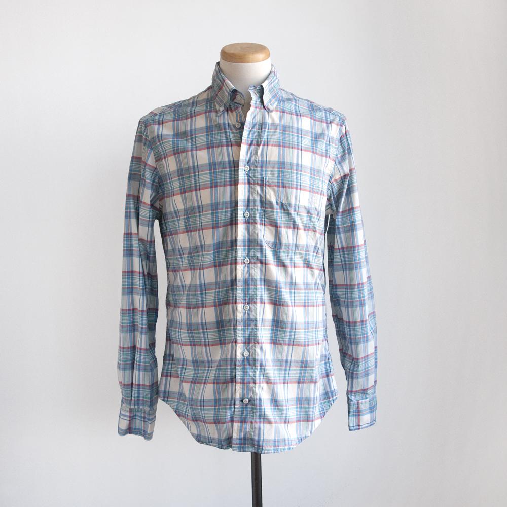 gitman brothers vintage spring summer shirt
