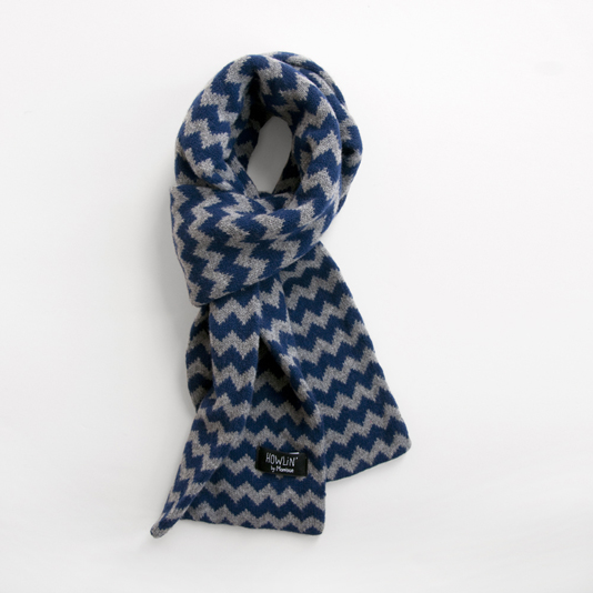 knit scarf wool