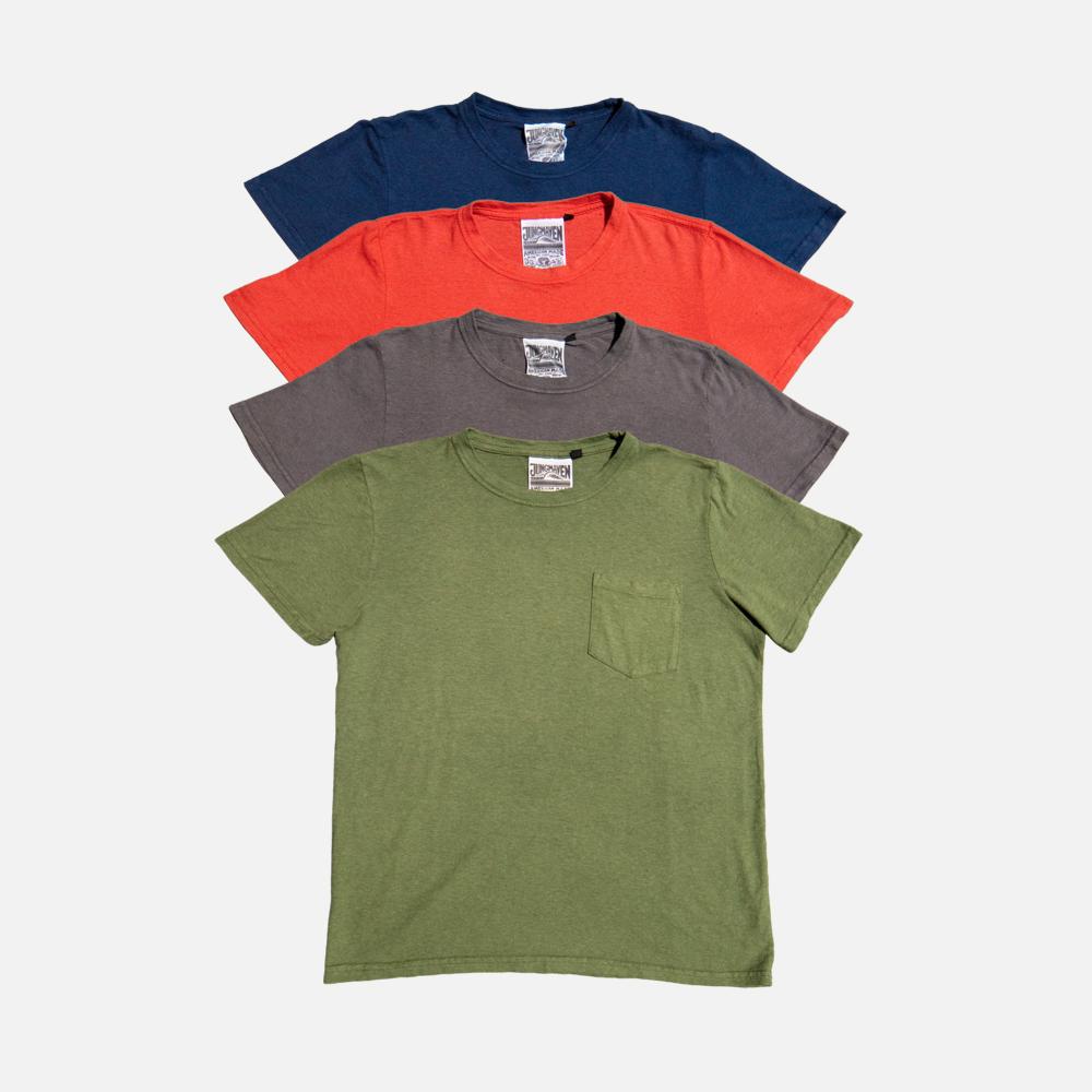jungmaven 5 oz hemp cotton tee shirt spring summer 2014