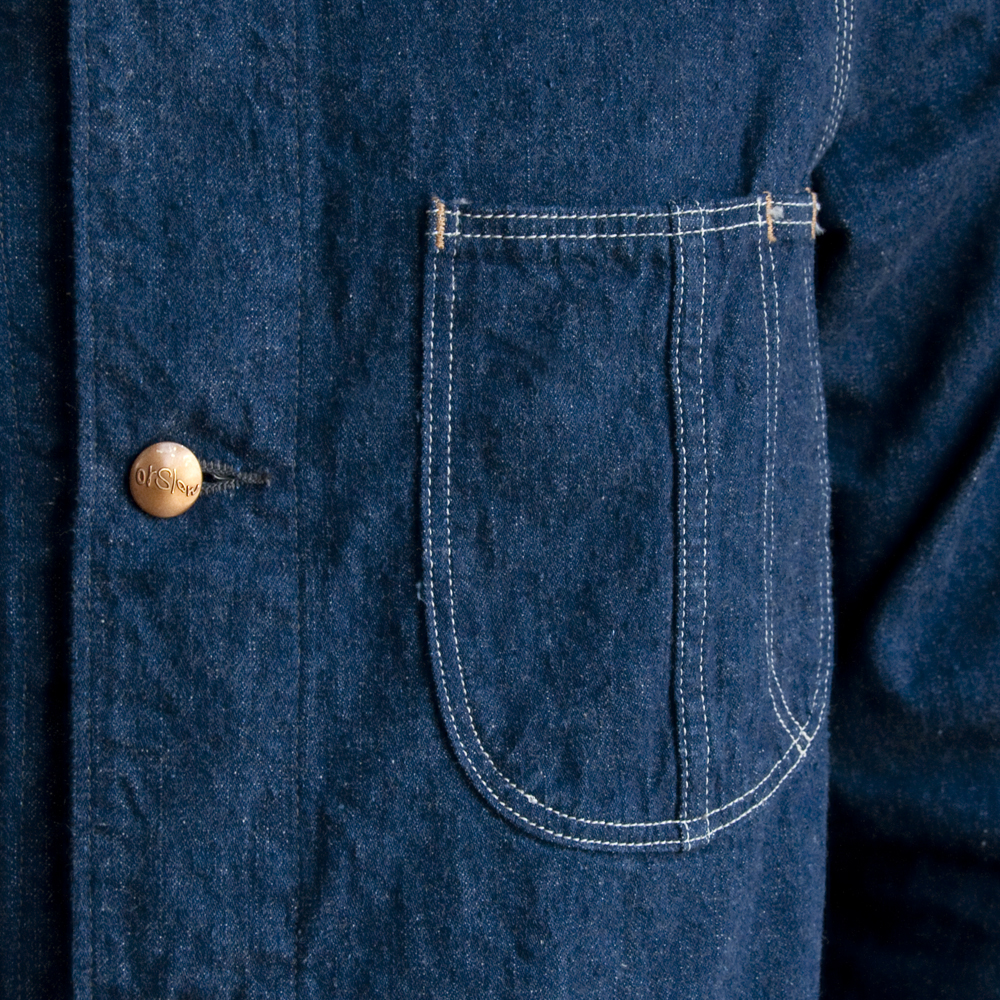 orslow denim button down army trousers japan selvedge (9)