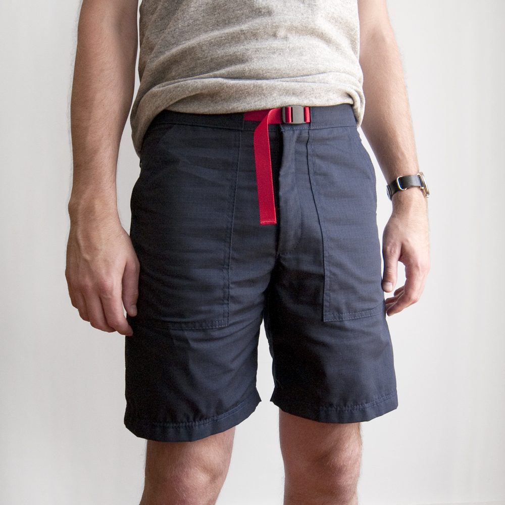 topo designs ripstop mountain shorts