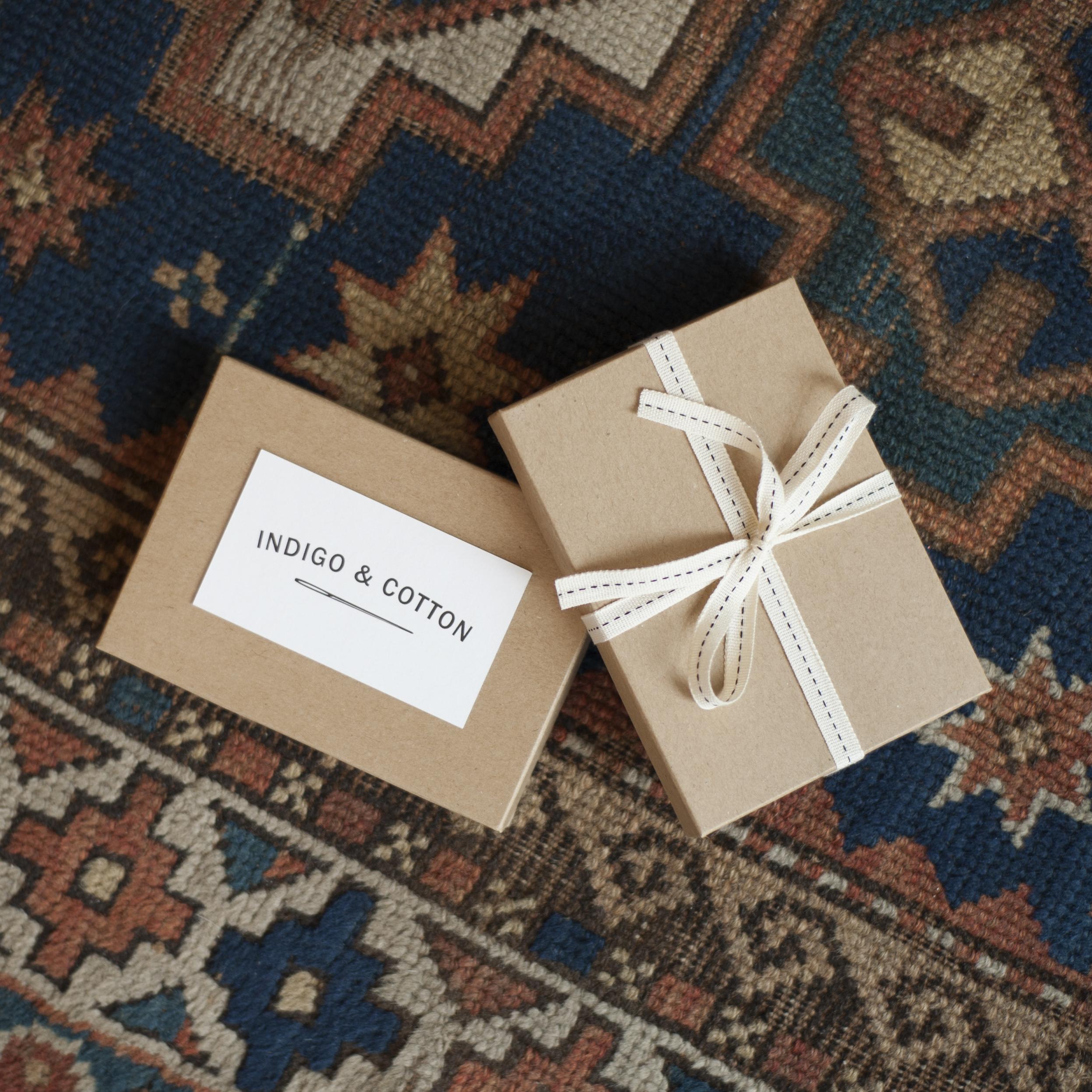 The Indigo & Cotton Gift Card