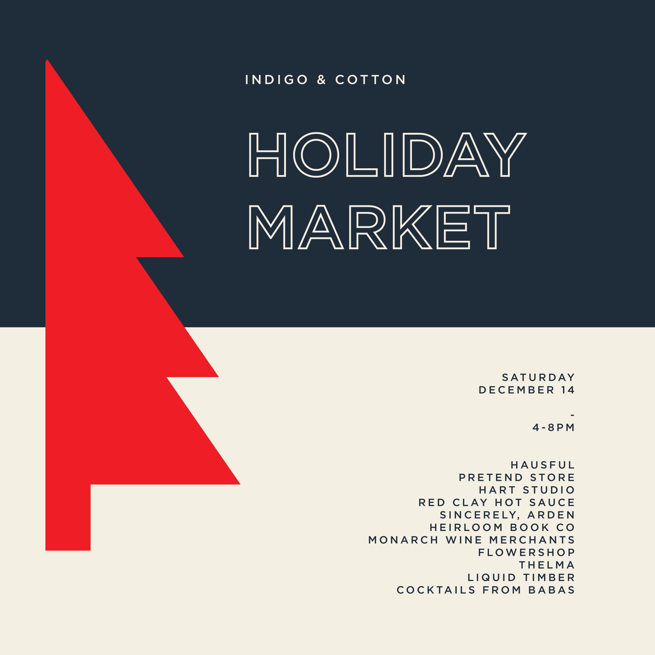 Holiday Market 2019!