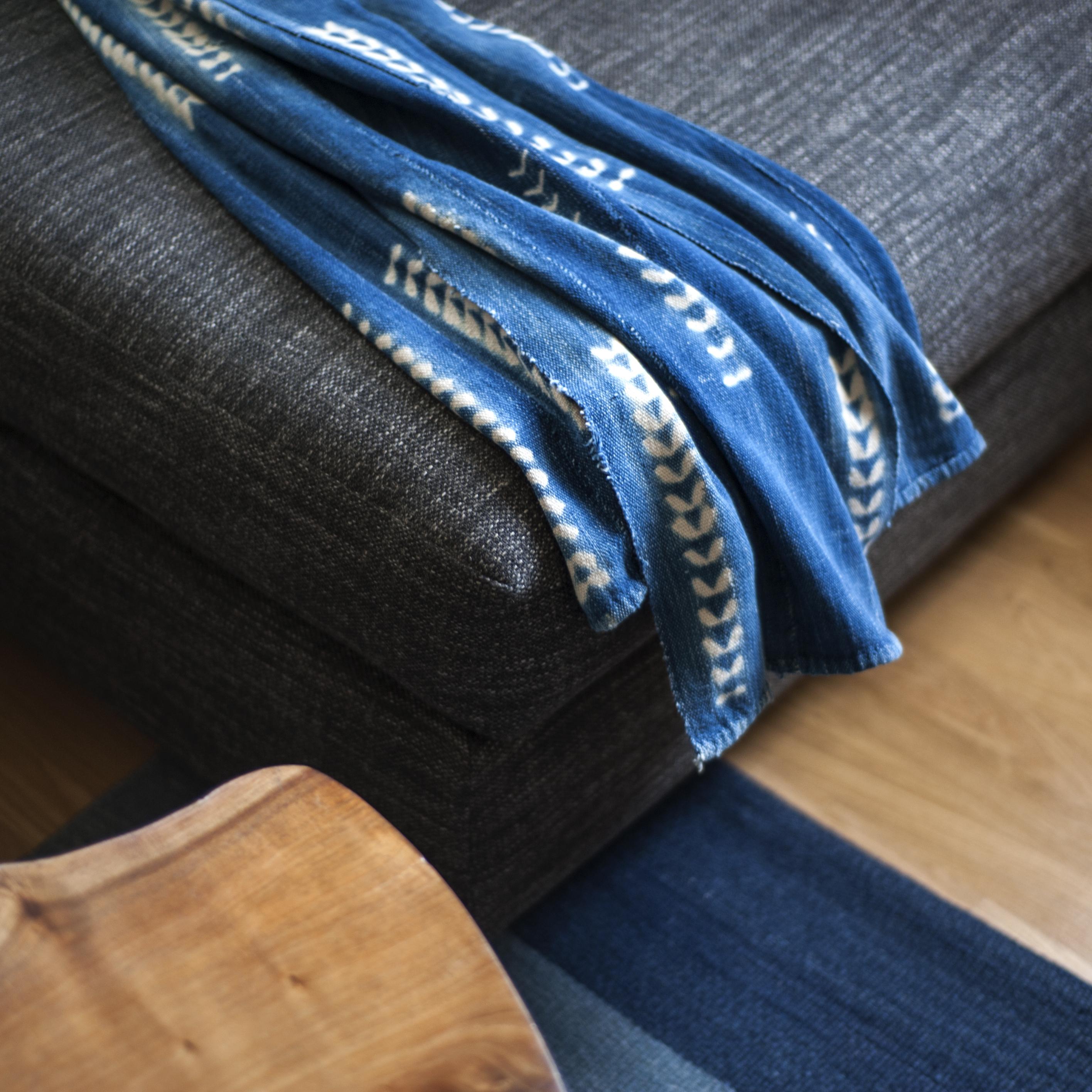 Vintage Indigo Textiles