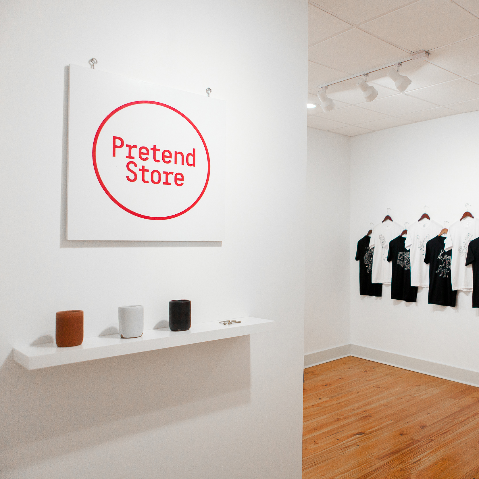 Pretend Store Pop-Up / Party on Friday