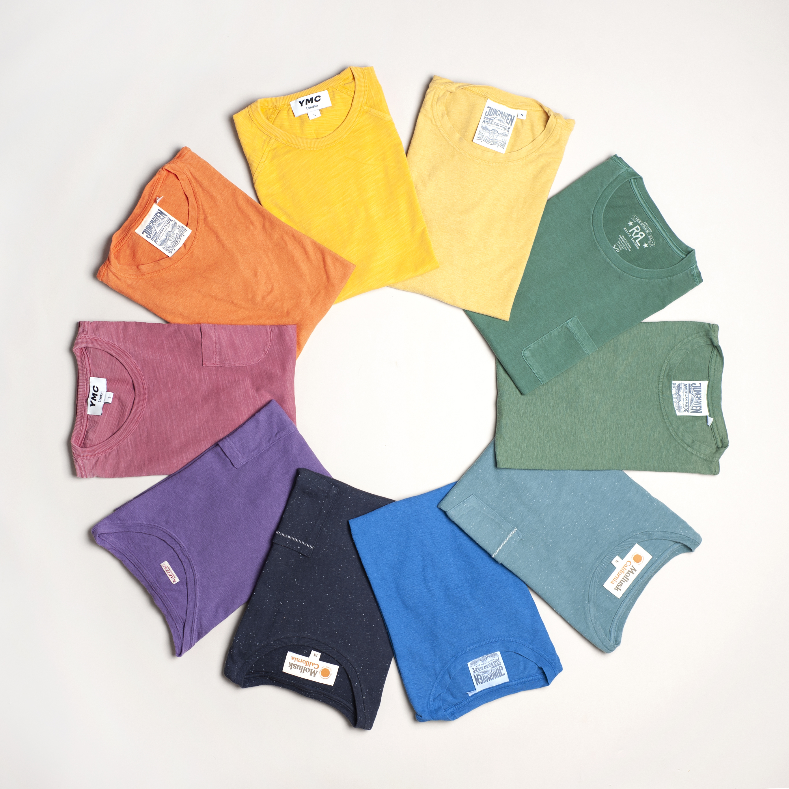 Tees of Every Color!