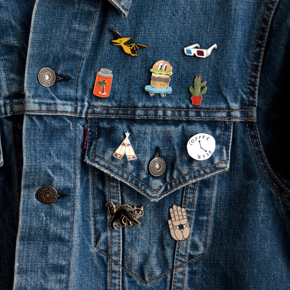 Valley Cruise Pins