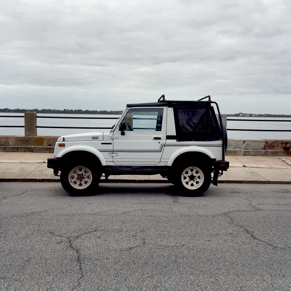 Suzuki Samurai Charleston, SC